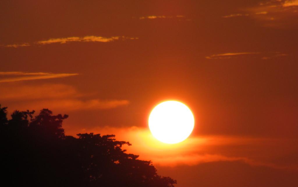 sunset solo travel