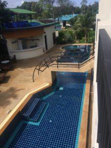 Pool, Green Hotel, Koh Lipe